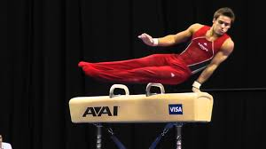 vault gymnastics gif. Sam Mikulak - Pommel Horse 2012 Visa Championships Sr. Men Day 1 YouTube Vault Gymnastics Gif T