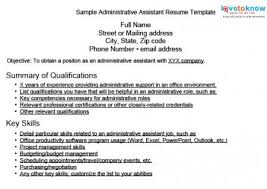 Amusing Key Skills Resume Administrative Assistant 75 About Remodel  Professional Resume Examples with Key Skills Resume Administrative Assistant