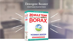 Borax Uses: Cleaning & Laundry