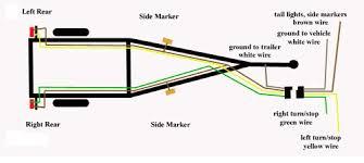 wiring diagram 5 wire trailer wiring diagram 7 plug trailer 6 way trailer plug wiring at Five Wire Trailer Harness