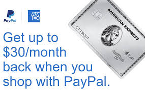 Paypal key is a virtual card creator, which means that it produces a dummy credit card number, expiration date and security code. Amex Adds 30 Monthly Paypal Credit To Platinum Card For 6 Months