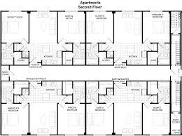 apartment complex blueprints duplex house plans blueprints house floor plans for building with