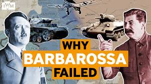 The surprise attack marked a turning point in the history of world war ii and the holocaust. Operation Barbarossa And Germany S Failure In The Soviet Union Imperial War Museums