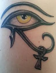 Egyptian Tattoo Ankh Eye Of Horus Google Search Symbolika