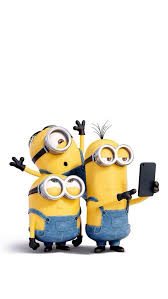 iphone deable me minions wallpaper