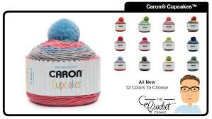 Caron Cakes Color Chart What To Do With Caron Cupcakes Yarn Caron Yarn Caron