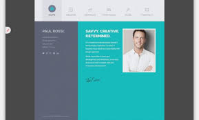 Resume Website Template Magnificent Resume Website Template Resume Website Template Best Html Resume