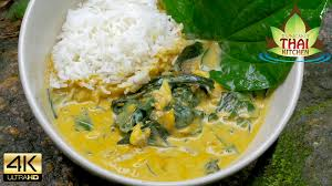 Thai Kitchen Yellow Curry Thai Food Clam Curry Recipe Youtube