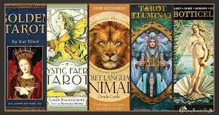Image result for non- traditional tarot decks