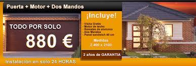 Puertas De Garaje GRUPO ICARA  GooglePuertas De Cocheras Automaticas Precios