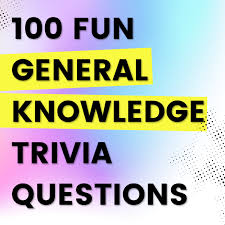 Is there a better way to build your brain power and boost your chances of winning jeopardy? 100 Fun Trivia Quiz Questions With Answers Hobbylark