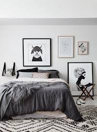 Black And White Bedroom Ideas Pinterest 2