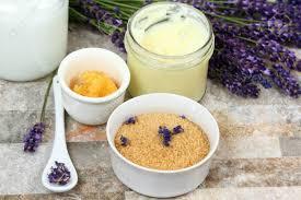 banque d images faire un gommage corporel maison pour une peau douce et transpae fabriqué à partir de sucre granulé beurre de bambou le de coco