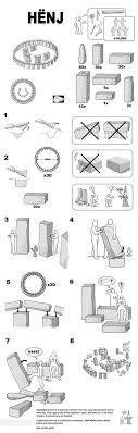 Ikea Instruction Manuals Ikea Instruction Manual For Building Stonehenge Http 9bytzcom