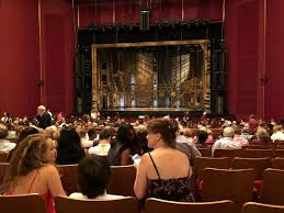 The Kennedy Center Opera House Section Orchestra Row Aa
