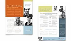 Image Result For One Page Brochure Brochure Design Flyer