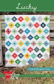 Lucky quilt pattern || Cluck Cluck Sew | quilt | Pinterest | Cluck ... & Lucky quilt pattern || Cluck Cluck Sew Adamdwight.com
