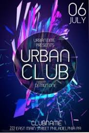 club flyer templates customizable design templates for night club poster postermywall