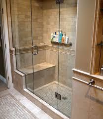 Best Travertine Bathroom Ideas On Pinterest Shower Benches