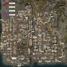 dead island map map holiday travel holidaymapq com Dead Island Map dead island map dead island map minecraft