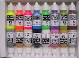 There Are Lots Of Choices For Quality Paint For Miniatures