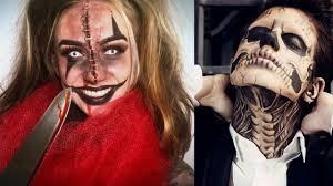simple easy makeup zombie walking dead person look 1