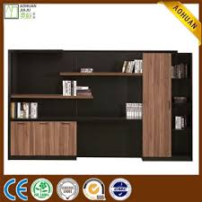 wooden office hanging file cabinet