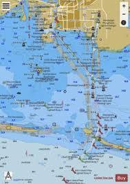 Pascagoula Harbor Mississippi Marine Chart Us11375_p1
