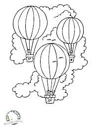 Balloon Coloring Pages Page Balloons Of To Print B Ticimax Xyz