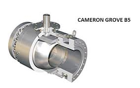 Cameron Valves Texpetrol Gas And Flame Detection
