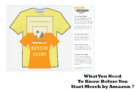Creat A Shirt What You Need To Know Before You Start Merch By Amazon Merch