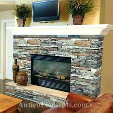 refacing a brick fireplace with stone veneer magnificent refacing brick fireplace fireplace refacing from brick to refacing a brick fireplace with stone