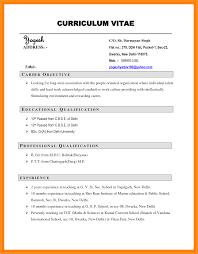 Curriculum Vitae Format PDF   http   topresume info curriculum