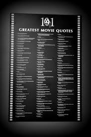 100 Best Movie Quotes