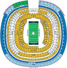 Nfl Football Stadiums San Diego Chargers Stadium