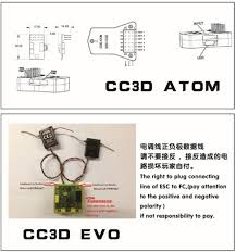 openpilot cc3d atom mini cc3d fpv flight controller cc3d evo drone interface definition