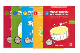 Questions given in each exercise. Music Theory For Young Musicians Ying Ying Ng Alfred