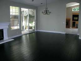 Painting A Wood Floor Dark Wood Floors And Dark Wood Floors Pros And