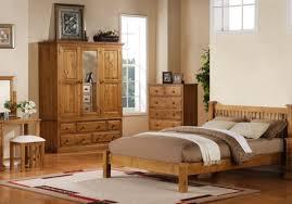 richmond pine bedroom furniture uk