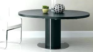 round extendable dining tables save to idea board extendable glass round extendable dining tables charming black