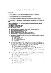 english worksheet quiz edgar allan poe the pit and the  english worksheet quiz edgar allan poe the pit and the pendulum