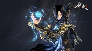 Sword of Hope Online Game HD Wallpaper ...