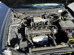 1995 Toyota Celica ST 1.8 Liter DOHC 16-Valve 4 Cylinder Engine ...