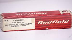 Vintage Gun Scopes Redfield Jr 70 A Magnum 511114