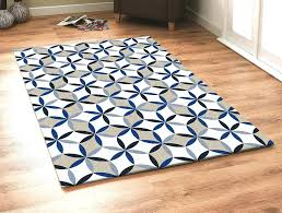white and navy trellis rug designs
