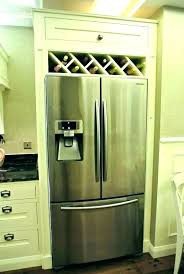 refrigerator that looks like a cabinet. Unique That A Built In Refrigerator Cabinets Fridge That Looks Like Cabinet For S