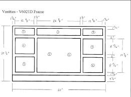 standard bathroom vanity depth bathroom cabinet depth what is the standard depth of a bathroom standard
