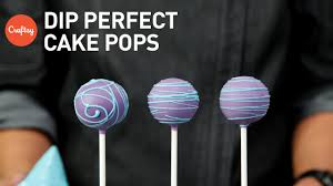 Decorating Cake Balls Perfect Cake Pop Coating Dipping Cake Decorating Tutorial with 62