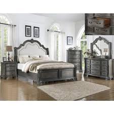 Dark Wood 4-Piece Set Claremont   Nebraska Furniture Mart