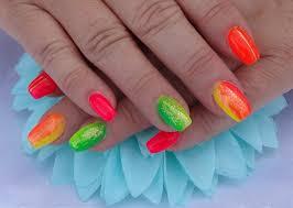 Gelové Nehty Inspirace č70 Magic Nails Gelové Nehty